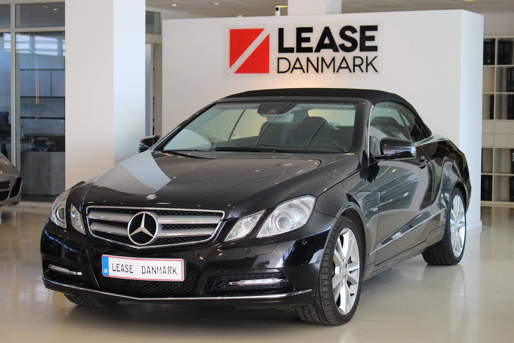 Mercedes benz e200 cabriolet lease danmark for Mercedes benz convertible lease