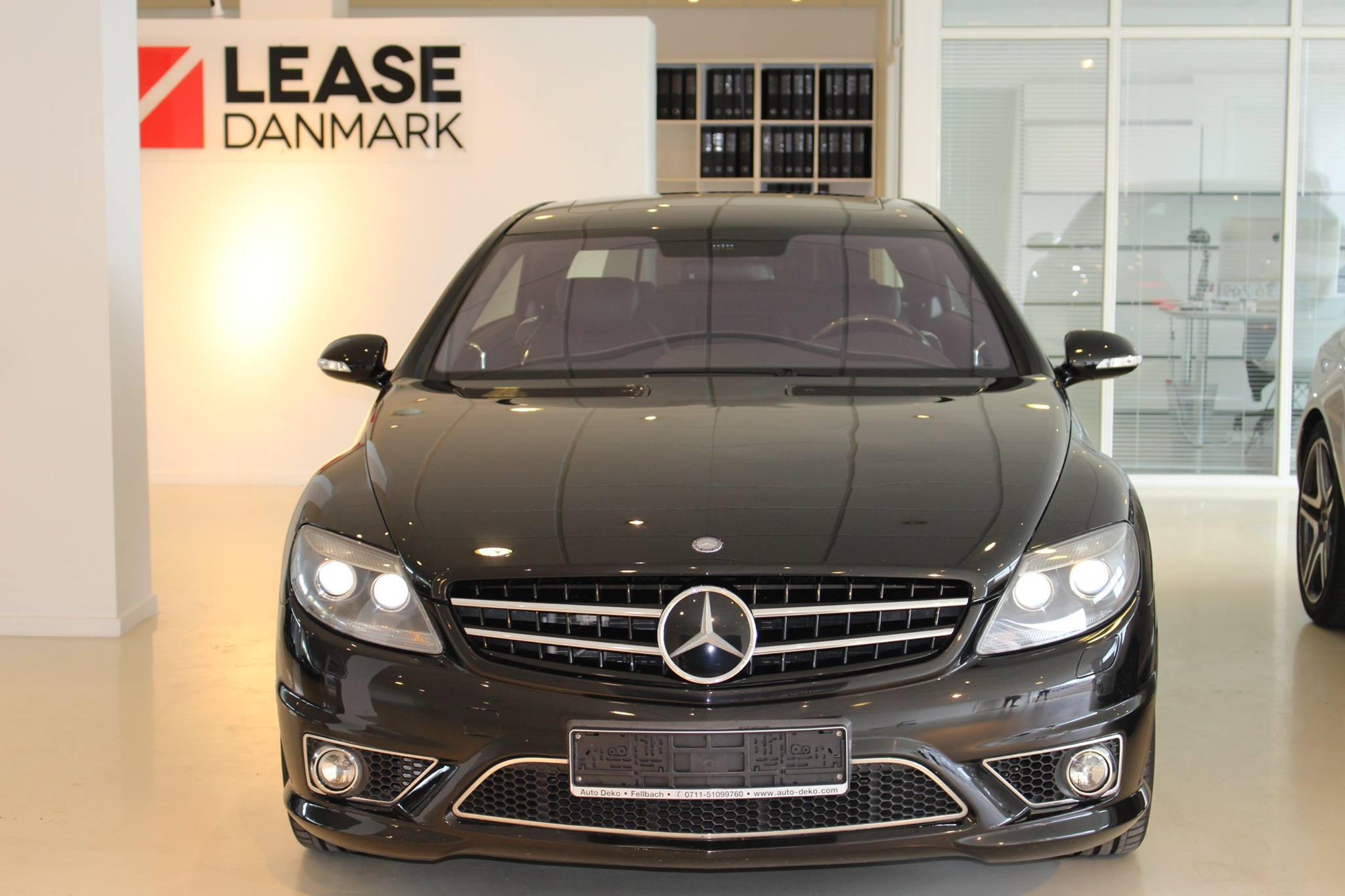 mercedes benz cl63 amg lease danmark. Black Bedroom Furniture Sets. Home Design Ideas