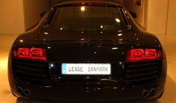 Audi R8 full